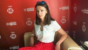 Зеленський запропонував журналістці Крістіні Бердинських балотуватися в Раду (ДОПОВНЕНО)