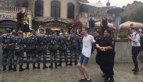 У Москві затримали понад 400 осіб під час маршу на підтримку Івана Голунова, серед них журналісти (ОНОВЛЕНО)