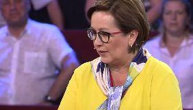 Ірина Подоляк пішла з ефіру ток-шоу «Народ проти» через зміну власника каналу ZIK