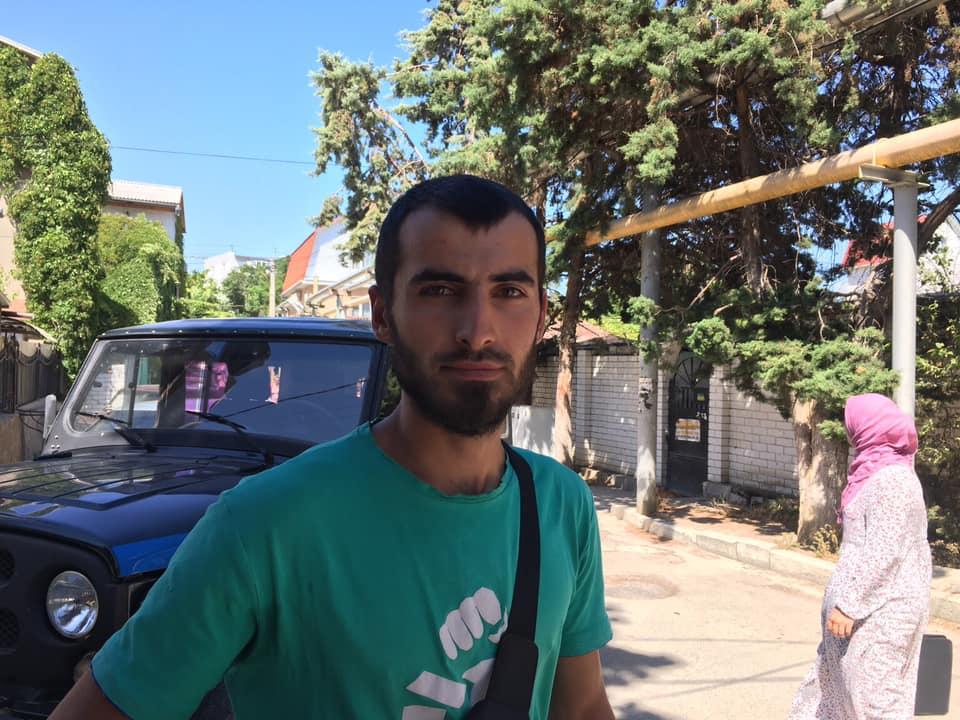 У Криму «суд» призначив штраф активісту через пост у «ВКонтакте» за 2013 рік