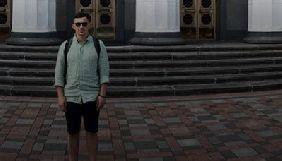 Представника руху «Чесно» не пустили на підсумкову пресконференцію Парубія через дрескод