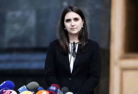 Офіс президента не став розглядати запит ГПУ щодо публічних заяв Юлії Мендель