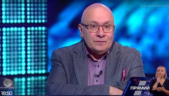 «Тебя уже нет! Тебя отпетушили в прямом эфире»: Ганапольский удивил резким высказыванием в адрес Ярослава Годунка