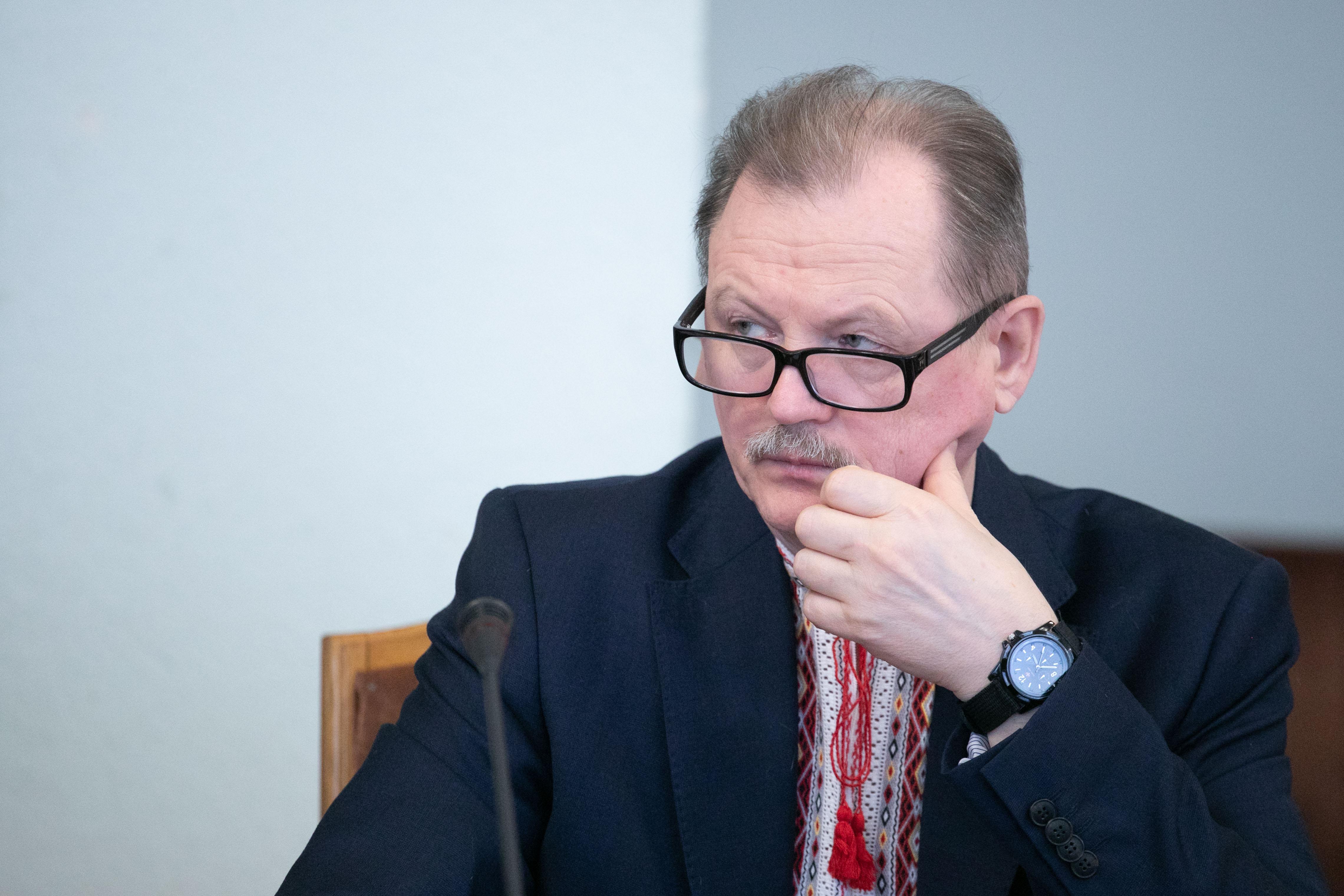 МОН обрало освітнім омбудсменом учителя медіаграмотності Сергія Горбачова