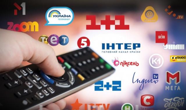 Тенденції в українському телевізійному просторі під час парламентської виборчої кампанії 2019 року