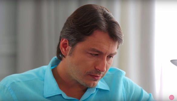 Сергей Притула во время интервью с Машей Ефросининой рассказал, за что его били родители, и расплакался