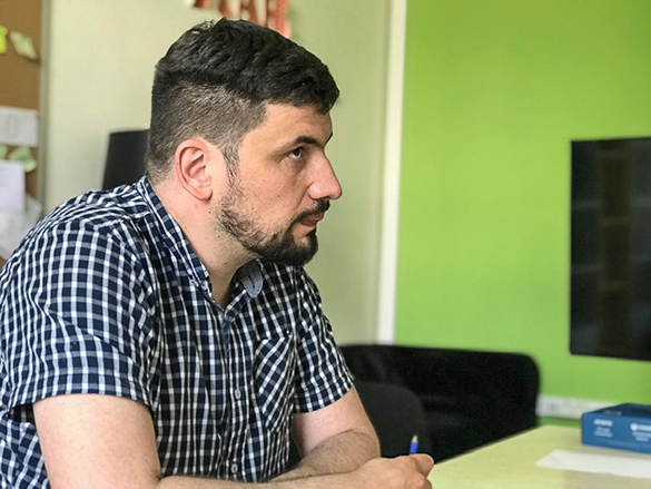 Николай Фаенгольд, StarLightMedia: Нас пиратил стоматолог из Харькова