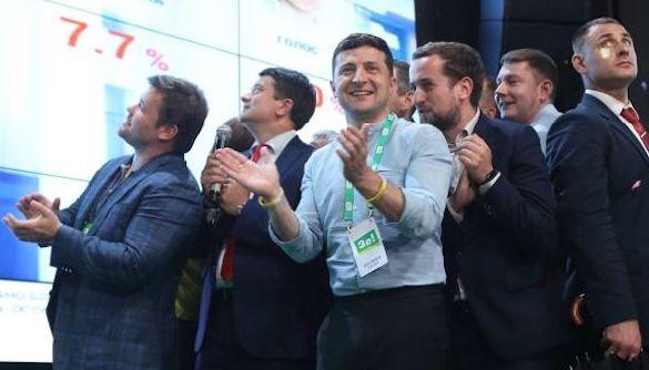 «Рада реготала» – реакція медійників на попередні результати парламентських виборів у соцмережах