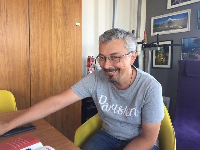 Гендиректор «1+1 медіа» Ткаченко заявив, що після обрання нардепом не буде поєднувати посади