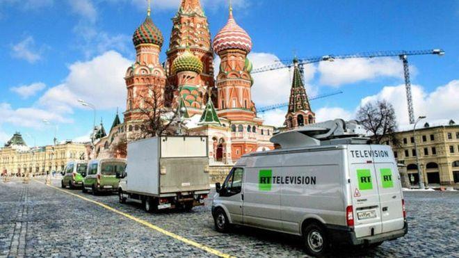 У Британії російський RT оштрафували на 200 тисяч фунтів