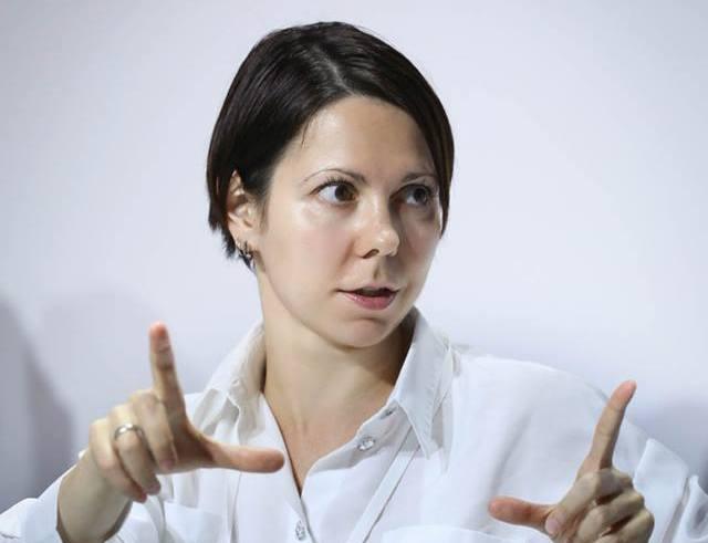 Катерина Венжик повернулася в Liga.net