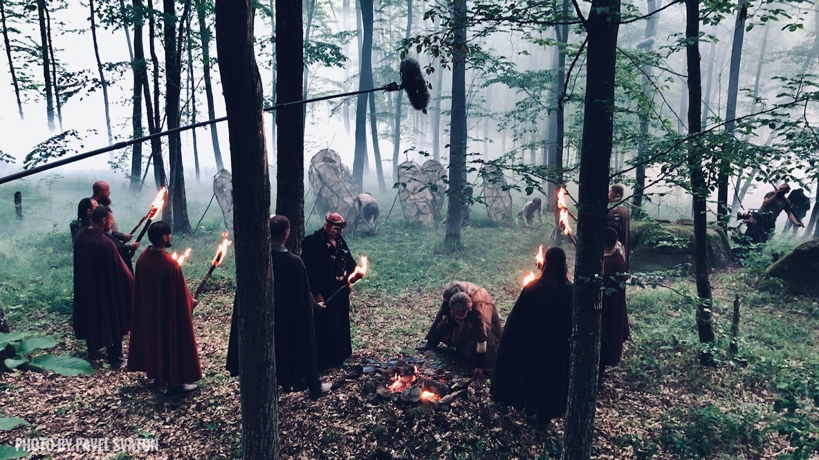 Українсько-словацький серіал «Слов'яни» покаже канал «1+1»