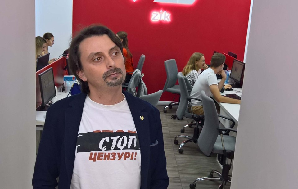 Колишній випусковий редактор ZIK перейшов на канал ATR