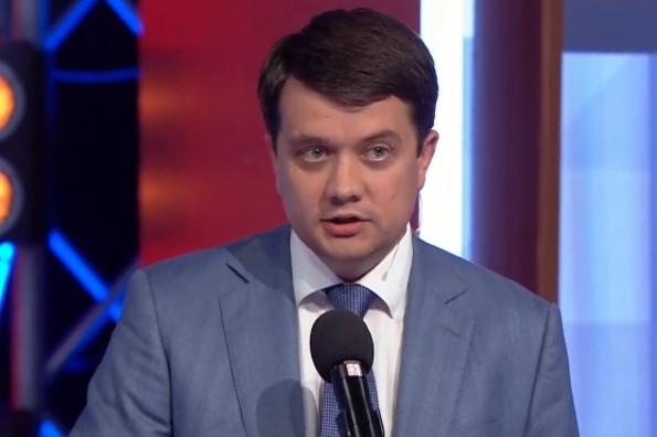 Разумков дав інтерв'ю російському  «КоммерсантЪ»