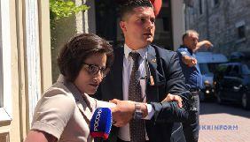 У Туреччині охоронець заблокував доступ російській журналістці до Зеленського (ВІДЕО)