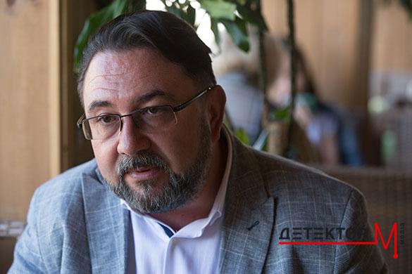 Микита Потураєв: «Я не бачу наразі можливості існування в Україні потужних мовників, крім чотирьох»