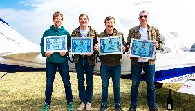«1+1» покаже документальний проєкт Дмитра Комарова про рекордний політ через Україну