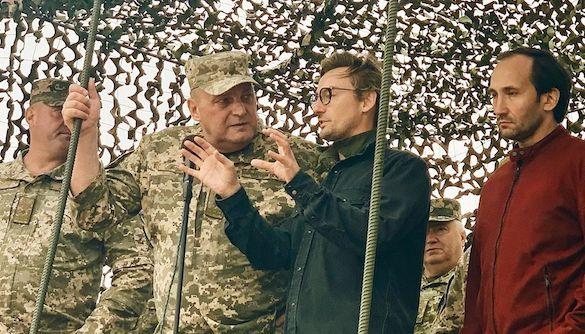 Алан Бадоев и Елена Коляденко стали постановщиками Марша достоинства в День Независимости Украины