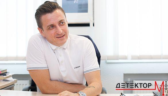 Александр Денисов: Мне так же, как и представителю «1+1», не нравились условия тендера Украинской премьер-лиги