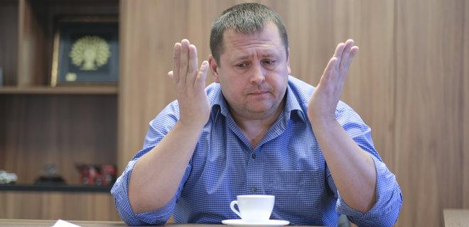 Борис Филатов угрожает Коломойскому блогом, если «1+1» не оставит мэра в покое