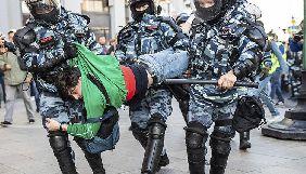 CPJ закликали владу Росії припинити утиски журналістів, які висвітлюють протести в Москві