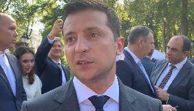 Зеленський прокоментував фіктивну відставку голови ОПУ Богдана (ВІДЕО)