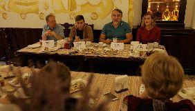 В Україні екранізують книгу братів Капранових «Кобзар 2000»