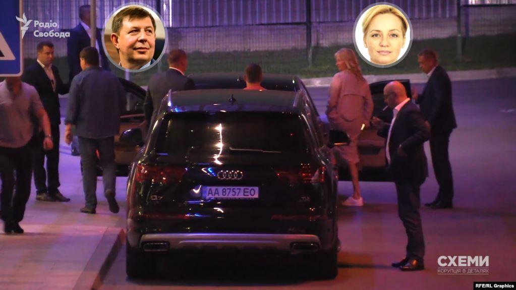 Цивільна дружина Тараса Козака має спільний бізнес з Марченко і Медведчуком у РФ – «Схеми»