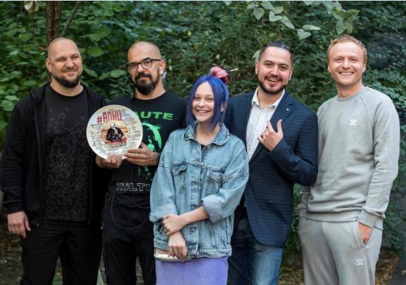 У Києві стартували зйомки фільму «Я працюю на цвинтарі» за книгою Павла Белянського
