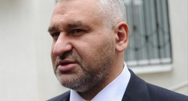 Фейгін повідомив, що у списку на обмін перебувають 35 українців, у тому числі Сенцов та Сущенко