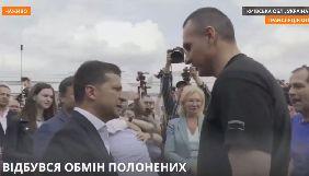 Сенцов та Сущенко повернулись до України