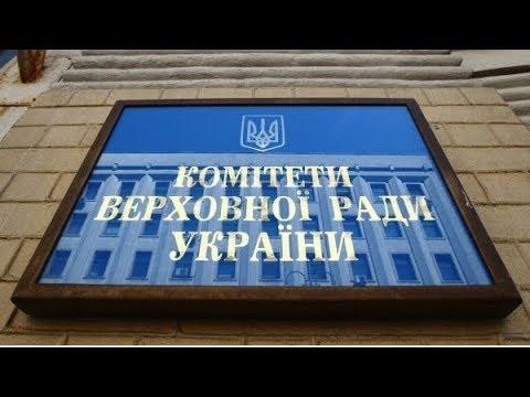 Комітет інформполітики створив п'ять підкомітетів