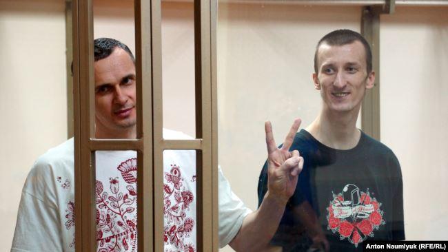 Прокуратура Криму викликатиме Сенцова і Кольченка для свідчень щодо їхнього викрадення