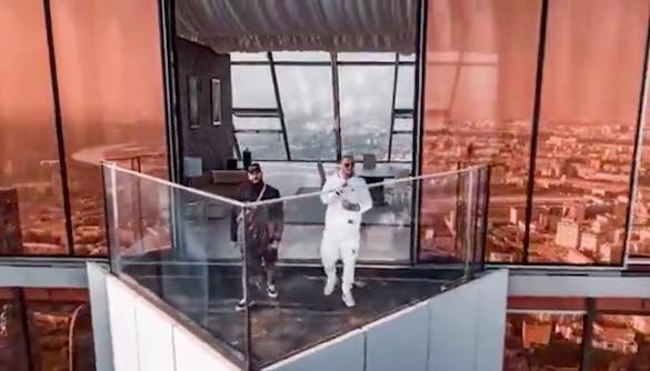 Російські репери Тіматі та Гуф зібрали рекордну кількість дизлайків на компліментарному до влади кліпі та видалили його