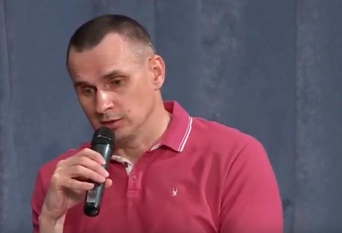 Олег Сенцов планує у 2020 році видати свій щоденник про 145 днів голодування