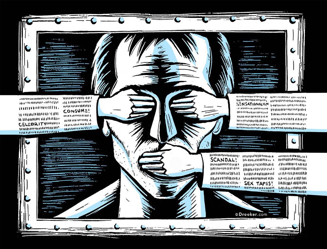 Комітет захисту журналістів назвав 10 країн із найжорсткішою цензурою