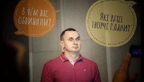Борщ і формула Штайнмайєра: 10 найдивніших запитань журналістів до Сенцова і Кольченка