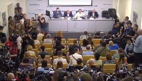 На пресконференцію Романа Сущенка акредитувалося понад 100 журналістів