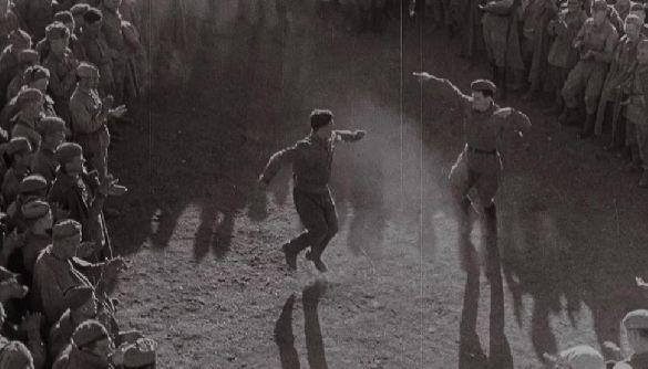 Італійський кіноспомин про війну в Україні