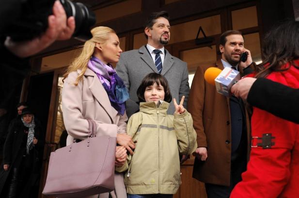 Канал «Україна» покаже прем'єру міні-серіалу «Опікун»