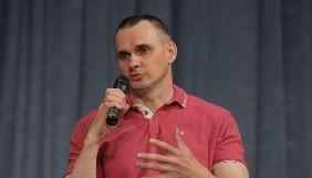 Сенцов опублікував фото, яке назвав єдиним зробленим у в'язниці
