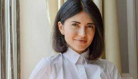 Ольга Туній стала прессекретаркою Дмитра Разумкова