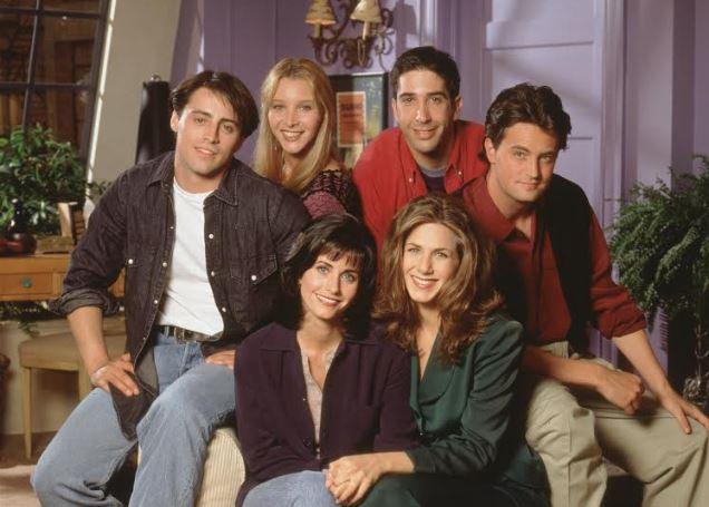 Канал Paramount Comedy проведе телемарафон, присвячений 25-річчю серіалу «Друзі»