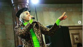 Переможниця українського Нацвідбору на «Євробачення – 2019» дала концерт у московському метро