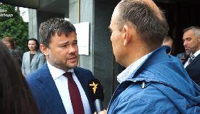 Богдан журналісту «Схем»: Я не спілкуюся з представниками видань, які обманюють суспільство