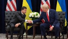 Офіс президента не оприлюднюватиме свою версію стенограми розмови Зеленського з Трампом