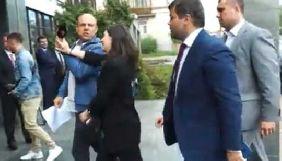 Журналіст Андрушко: Готовий до діалогу про свободу слова, але з новим речником президента
