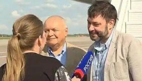 Кисельов призначив Вишинського виконавчим директором МІА «Россия сегодня»