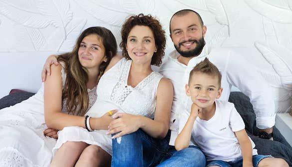 Тала Калатай за місяць після народження дитини збирається повернутися до роботи
