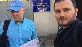 Журналіст Яневський подав скаргу на бездіяльність слідчого в справі щодо Мендель
